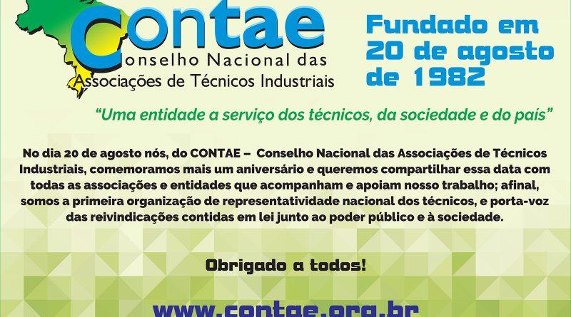 ANIVERSÁRIO DO CONTAE – 36 anos
